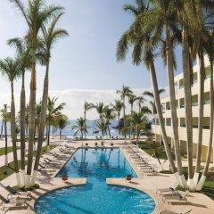 Отель Dreams Huatulco Resort & Spa 4* Номер Делюкс с различными типами кроватей фото 13