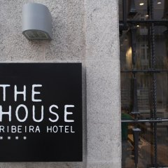 The House Ribeira Porto Hotel Порту фото 2