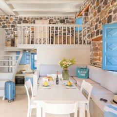 Отель H Hotel Pserimos Villas Греция, Калимнос - отзывы, цены и фото номеров - забронировать отель H Hotel Pserimos Villas онлайн питание фото 3