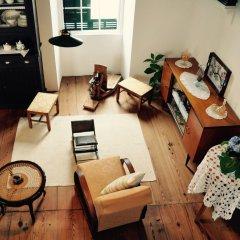 Отель Azores vintage bed & breakfast Номер категории Эконом с различными типами кроватей фото 13