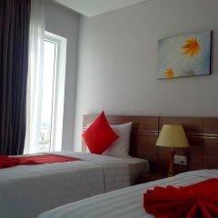 Maple Leaf Hotel & Apartment 4* Номер Делюкс