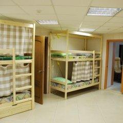 Хостел на Гуртьева Кровать в общем номере с двухъярусной кроватью фото 6
