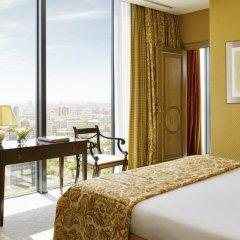 Отель Fairmont Rey Juan Carlos I 5* Номер Делюкс с различными типами кроватей фото 6