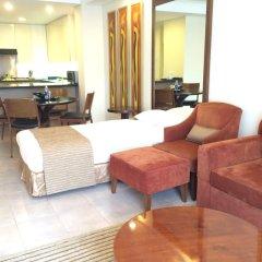 Отель Somerset Chancellor Court Ho Chi Minh City комната для гостей