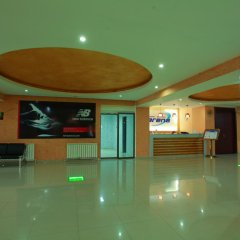 Arena Hotel интерьер отеля