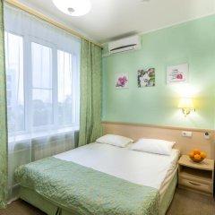 Мини-Отель Апельсин на Комсомольской 2* Стандартный номер с двуспальной кроватью фото 6