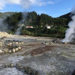 Furnas Boutique Hotel Thermal & Spa пляж