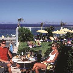 Отель Rhodos Horizon Resort питание