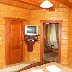 Гостиница Отельно-оздоровительный комплекс Скольмо 3* Стандартный семейный номер разные типы кроватей фото 18