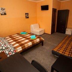 Мини-гостиница Авиамоторная 2* Номер Комфорт с различными типами кроватей фото 16