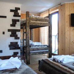 Гостиница Preluky комната для гостей фото 4