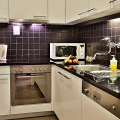 Adina Apartment Hotel Budapest 4* Апартаменты с различными типами кроватей фото 10