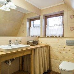 Отель Tatrytop Domek MiÓd Malina Закопане ванная