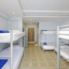 Saigon Backpackers Hostel @ Pham Ngu Lao Кровать в общем номере с двухъярусной кроватью фото 2