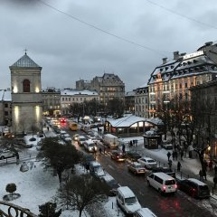 City Central Lviv Hostel