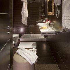 Отель c-hotels Fiume 4* Представительский номер разные типы кроватей фото 5