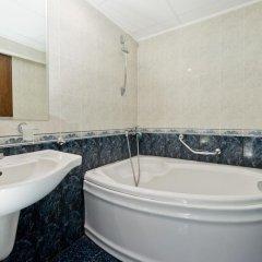 Отель Spa Hotel Sveti Nikola Болгария, Сандански - отзывы, цены и фото номеров - забронировать отель Spa Hotel Sveti Nikola онлайн ванная фото 2