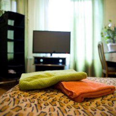 Мини-Отель Мумий Тролль Стандартный номер с двуспальной кроватью фото 2