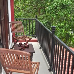 Отель Anne Residence балкон