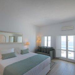 Отель Aqua Luxury Suites Стандартный номер с различными типами кроватей фото 9