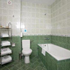Отель Kaylaka Park Hotel Болгария, Плевен - отзывы, цены и фото номеров - забронировать отель Kaylaka Park Hotel онлайн ванная
