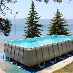 Гостиничный комплекс Голубой Севан бассейн