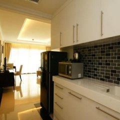 Отель LK Legend 4* Студия с различными типами кроватей фото 2