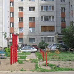 Апартаменты Apartment Lugovaya 100