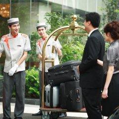 Sunworld Hotel Beijing Wangfujing городской автобус