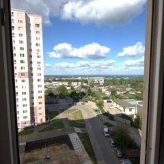 Апартаменты Eka-apartment на Родионова Апартаменты с различными типами кроватей фото 25