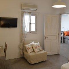 Отель Lindian Pearl Апартаменты с различными типами кроватей фото 5