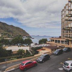 Отель Residencial Família парковка