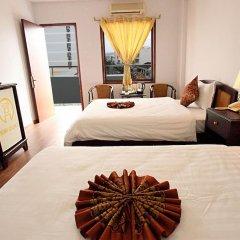 Hanoi Golden Hotel 3* Улучшенный номер с 2 отдельными кроватями фото 10