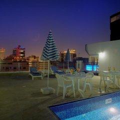 Arabian Gulf Hotel Apartments бассейн