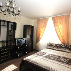 Гостиница ApartLux Наметкина Suite комната для гостей фото 3