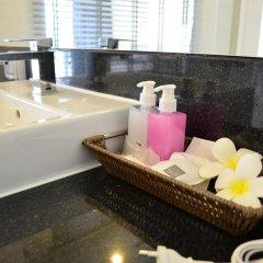 Отель Chic Residences at Karon Beach 2* Студия с различными типами кроватей фото 7