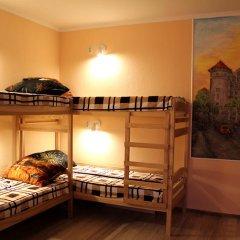 Koenig Hostel Кровать в общем номере с двухъярусной кроватью фото 11