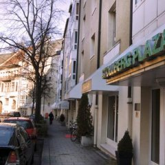 Отель Stollberg Plaza вид на фасад фото 2