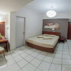 Epidavros Hotel 2* Стандартный номер с разными типами кроватей фото 10