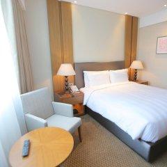 Lotte City Hotel Guro 4* Стандартный номер с различными типами кроватей фото 3