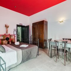Отель Romantic Vatican Rooms Guesthouse 2* Стандартный номер с различными типами кроватей фото 7