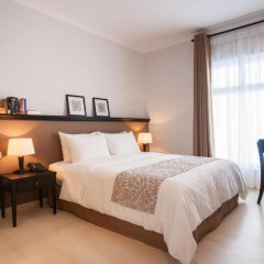 The Alcove Library Hotel 4* Стандартный номер с двуспальной кроватью фото 15