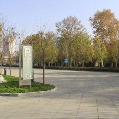 Zhongfei Grand Sky Light Hotel парковка