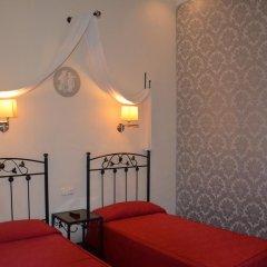 Отель Hostal Center Inn 2* Стандартный номер с различными типами кроватей фото 8