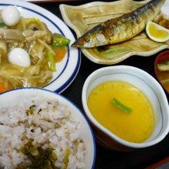 Отель Heiwadai Hotel Otemon Япония, Фукуока - отзывы, цены и фото номеров - забронировать отель Heiwadai Hotel Otemon онлайн питание фото 2