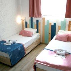 AlaDeniz Hotel 2* Номер Делюкс с двуспальной кроватью фото 12
