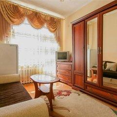 Гостиница Sanatoriy Verhovyna комната для гостей