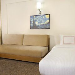 Hotel Ilkay 3* Стандартный семейный номер с различными типами кроватей фото 6