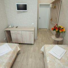 Гостиница Солнечная Стандартный номер с 2 отдельными кроватями фото 4