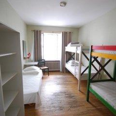 Euphoria Hostel Кровать в общем номере с двухъярусными кроватями фото 4
